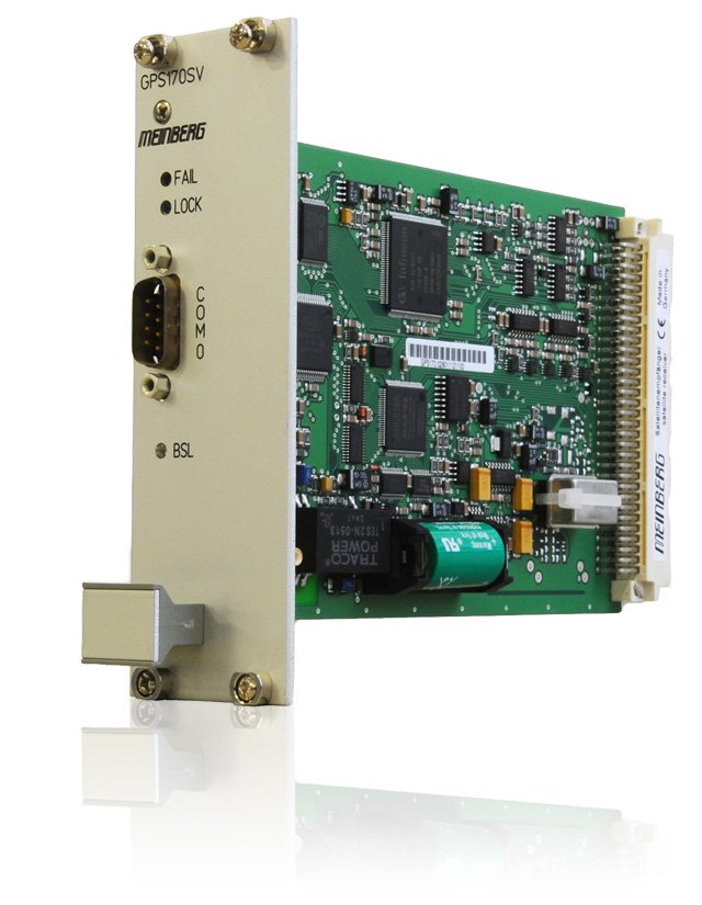 Gps Sv Gps Satellite Receiver Eurocard