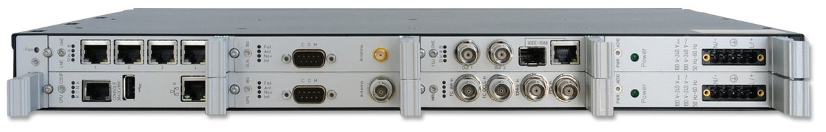 M1000 Time and Frequency Synchronization Platform in 1U