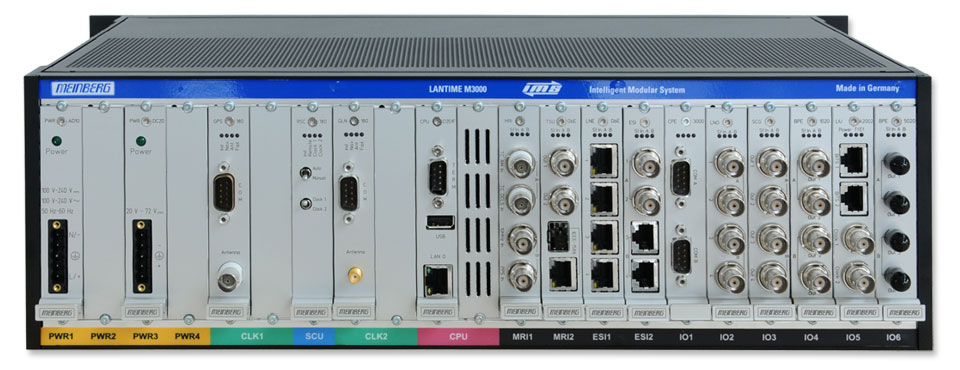 Versatile and Modular Solution for Time and Frequency
